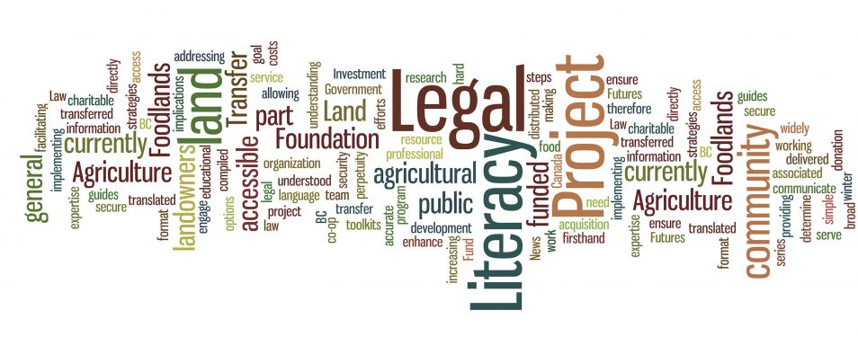 Land Transfer Legal Literacy Project